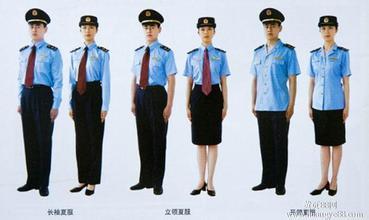 文化执法--夏装短袖